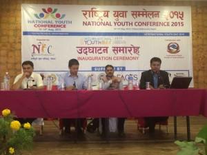 National Youth Conference 2015
