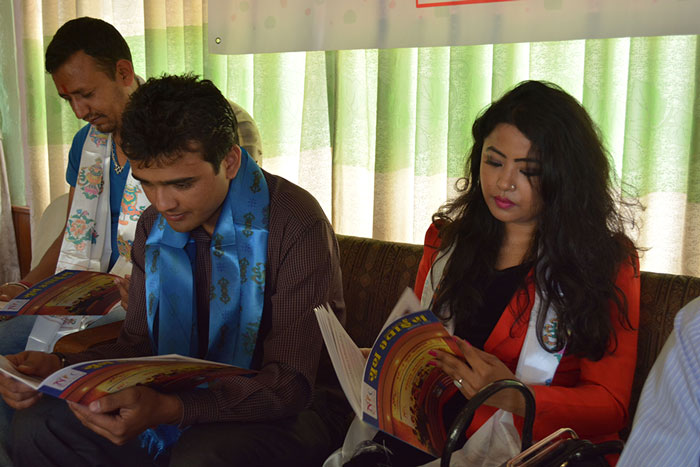 """Youth Voice"" : Book Inauguration  Ceremony"